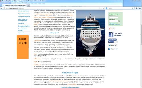Celebrity cruises jobs vacancies