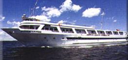 Grande Caribe cruise ship