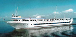 Grande Mariner cruise ship