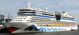 Aida Cruises-Aida Diva ship