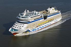 AIDAmar cruise ship