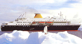 Minerva cruise ship