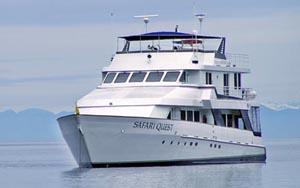Safari Quest ship