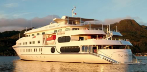 Nomade Yachting Bora Bora-Tu Moana