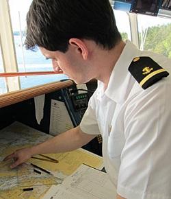 Cruise Ship Apprentice Deck Officer Jobs