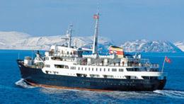 Lofoten ship