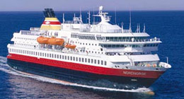 Nordnorge ship