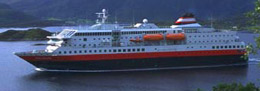 Polarlys ship