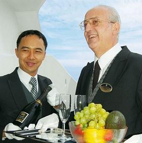 Head Butler jobs on cruise ships