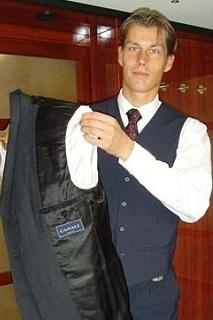 Butler jobs on cruise ship