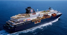 CDF Horizon cruise ship