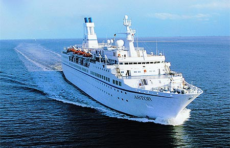 Cruise and Maritime Voyages-MS Astor ship