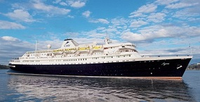 Cruise and Maritime Voyages-MV Azores ship