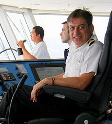 Cruise Ship Jobs - Deck Officers / Ratings and Security