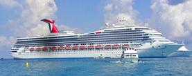 cruise ship Carnival Liberty