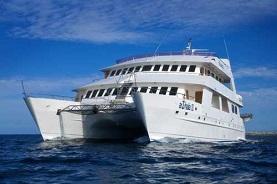 Celebrity Xploration expedition cruise ship
