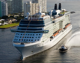 Celebrity Cruises-Celebrity Solstice ship