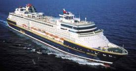 Celebrity Infinity cruise ship