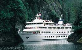 Yorktown Clipper cruise ship