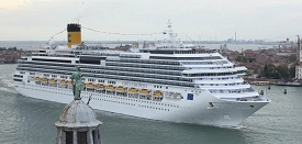 Cruise ship jobs on Costa Fascinosa