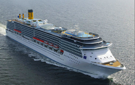 Costa Mediterranea cruise ship jobs