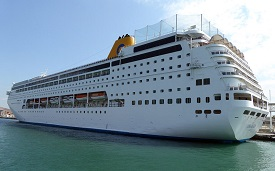 Costa neoRiviera cruise ship