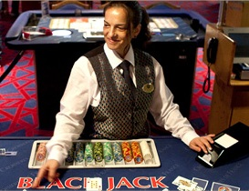 Cashier casino casino dealer get host job slot technician blue mountain casino walla walla