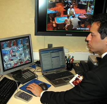 Cruise ship casino manager