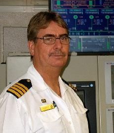 Cruise ship Chief Engineer