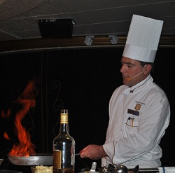 Cruise ship Culinary jobs