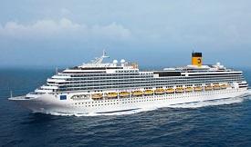 Costa Favolosa cruise ship