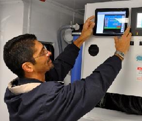 Criuse ship refrigeration engineer