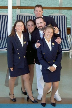 Cruise Staff - Princess Cruises