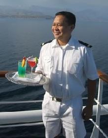 Cruise Ship Jobs Bar Waiter Bar Steward Bar Server