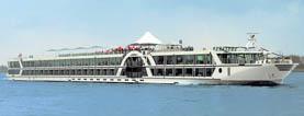 Amadeus Diamond river ship