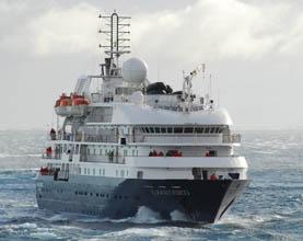 Corinthian 2 cruise ship