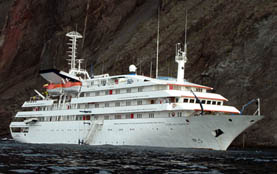 Galapagos Explorer 2 cruise ship