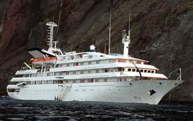 Galapagos Explorer 2 cruise ship