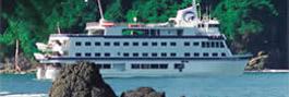 Pacific Explorer ship
