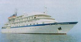 Spirit of Oceanus cruise ship
