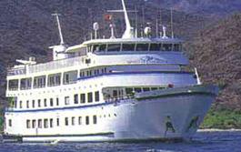 Spirit of Endeavour cruise ship
