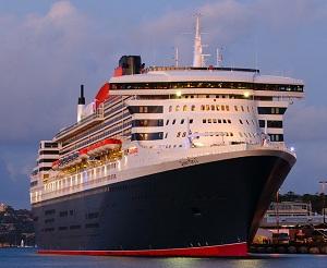Cunard Line Queen Mary 2 - Assistant Maitre D'