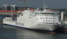 DFDS-Dana Sirena ship