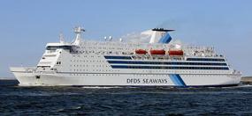 DFDS-King Seaways ship