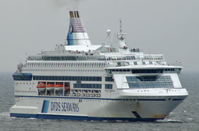 DFDS-Pearl of Scandinavia ship