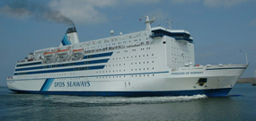 DFDS-Princess Seaways ship
