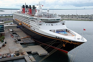 Disney Cruise Line - Disney Wonder ship