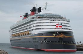 Disney Cruise Line-Disney Wonder ship