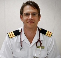 Cruise ship medical doctor