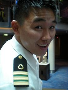 Cruise ship Environmental Officer